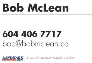 Bob McLean