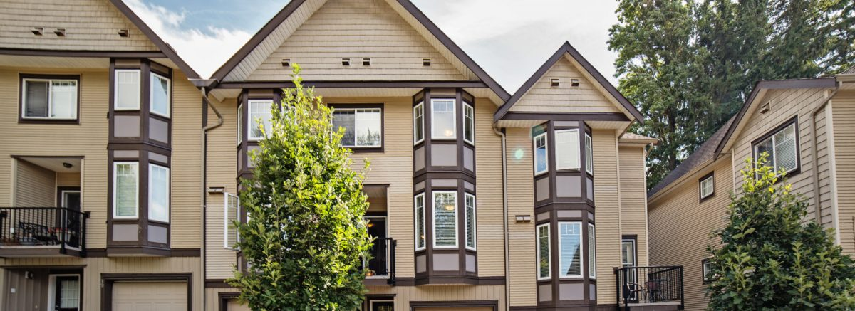 Townhomes for sale - Mission property featured