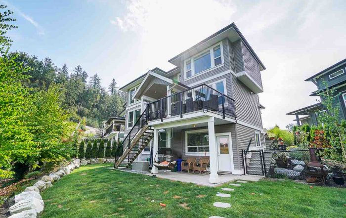 Detached home for sale in Mission BC
