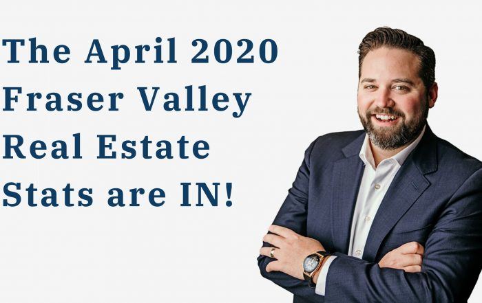Fraser Valley Real Estate Stats 2020 April