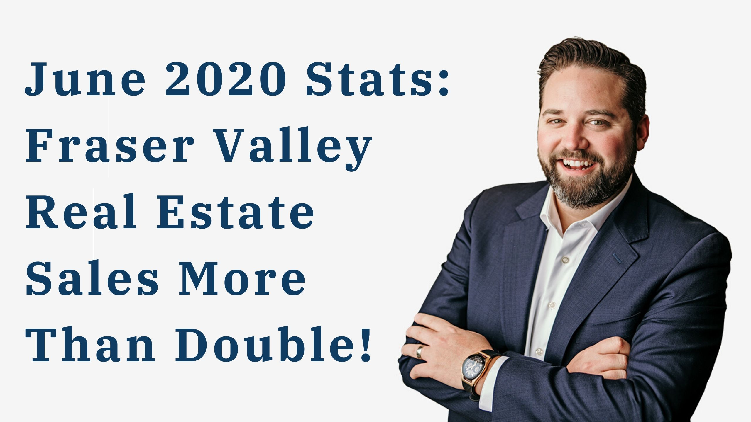 Real Estate Stats June 2020